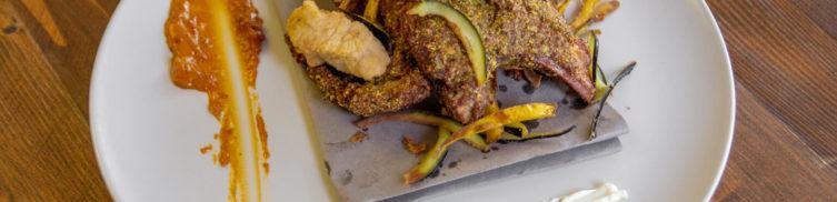Gran fritto dell'oste - Retrò, Osteria Veneta