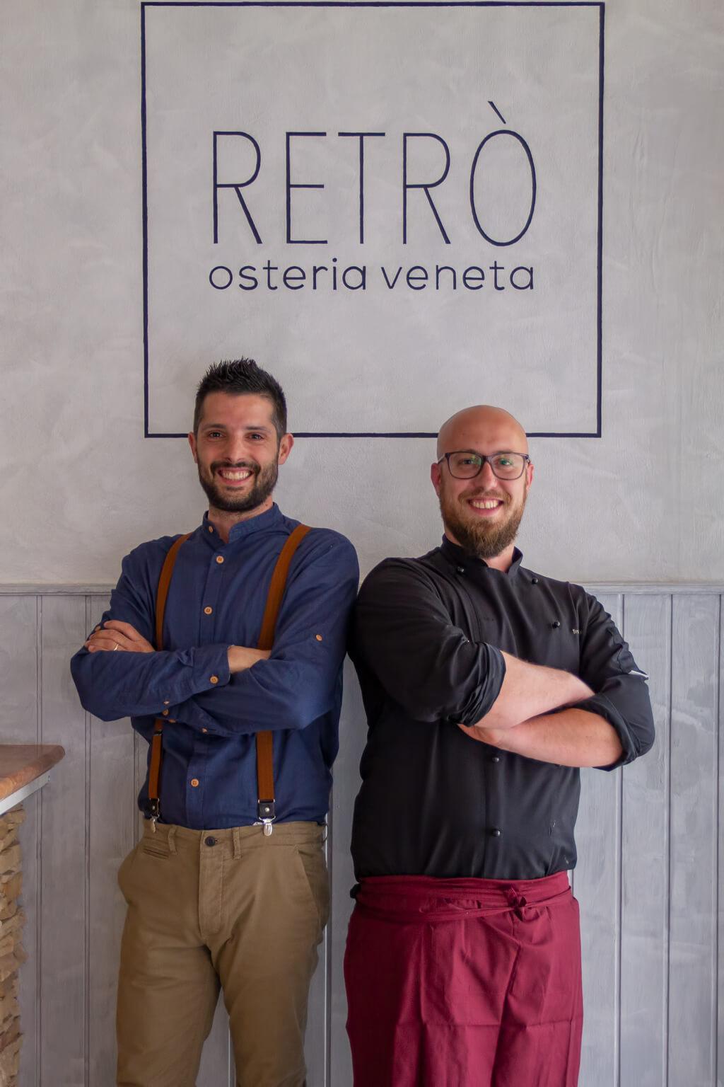 Alberto e Matteo - Retrò, Osteria Veneta