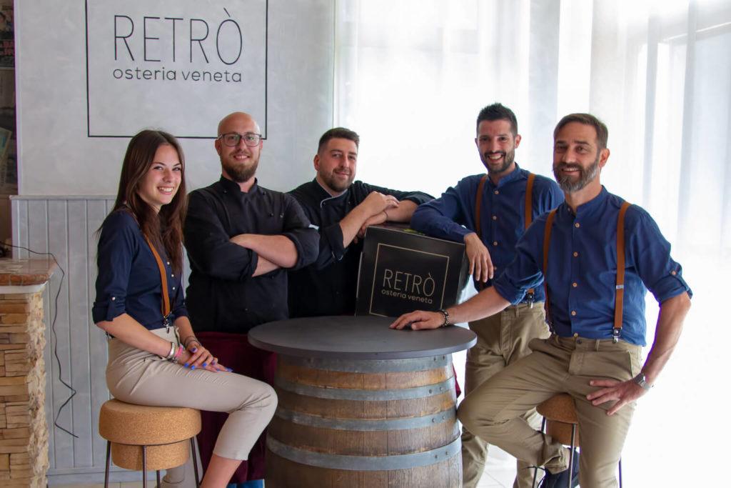 Staff - Retrò, Osteria Veneta